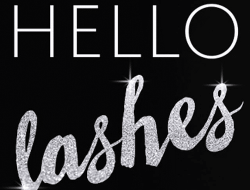 Hello Lashes Logo