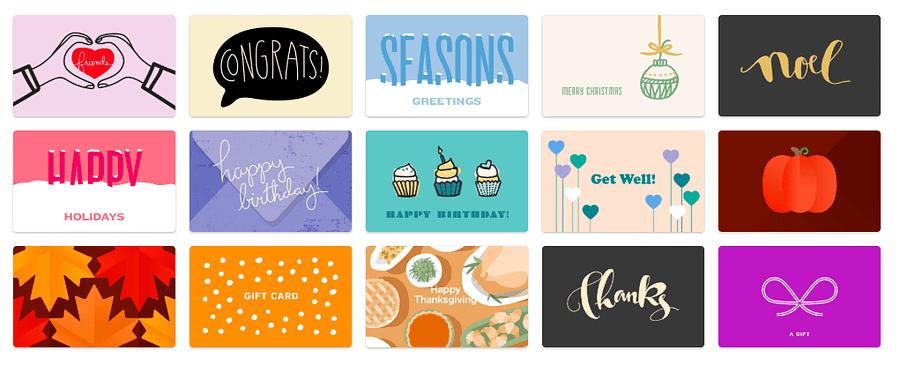 Salon eGift Cards